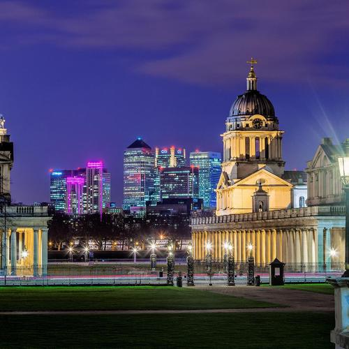 Royal Greenwich observatory at London wallpaper