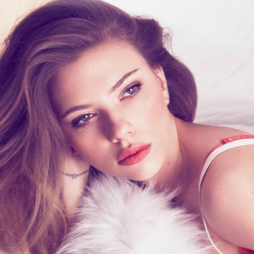 scarlett johanson film actress bed