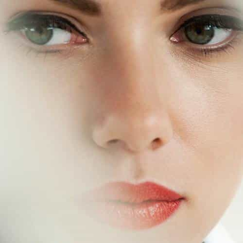 scarlett johansson face actress celebrity