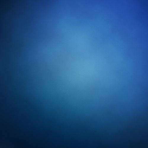 Simple gradient blue wallpaper