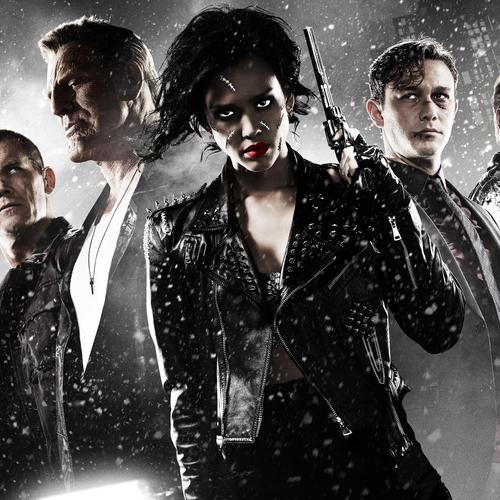 Sin City 2 A Dame to Kill Voor behang