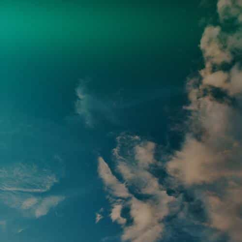 sky blue green cloud sunny clear nature flare dark