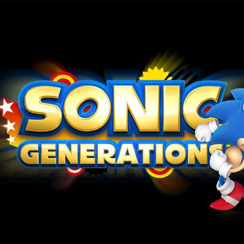 Sonic Generations wallpaper