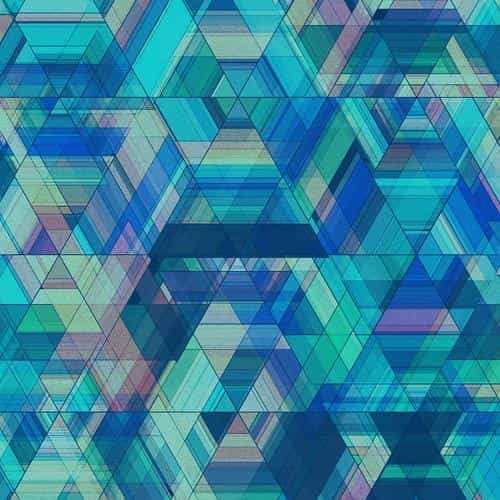 space blue abstract cimon cpage pattern art
