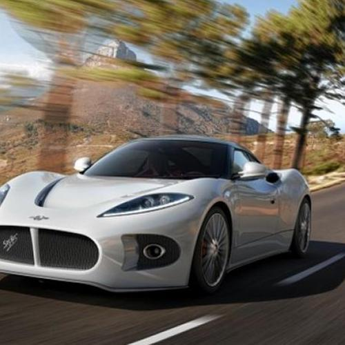 Spyker B6 Concept wallpaper