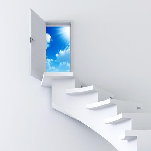 Stair To the Heaven. wallpaper