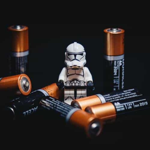 starwars toy battery cute startroopers art