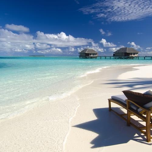 Stunning Maldives Beach