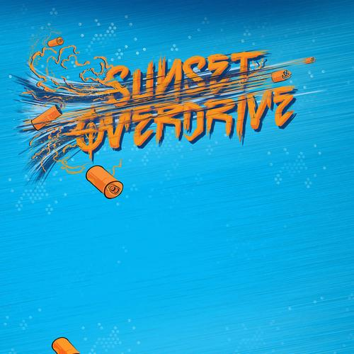Sunset overdrive tapeta