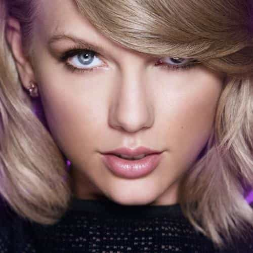 taylor swift face music celebrity