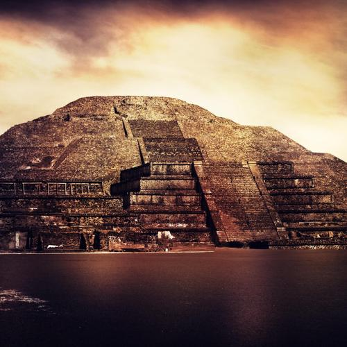 Teotihuacan wallpaper