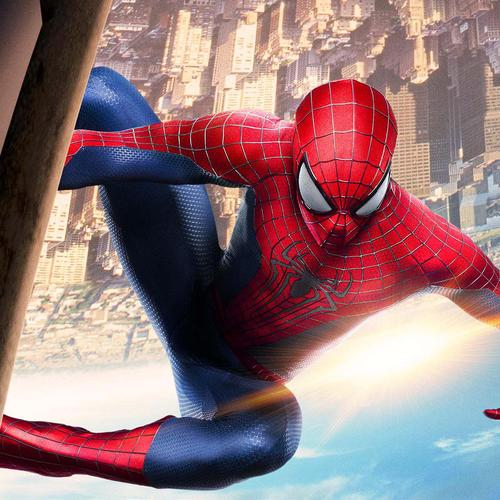 The Amazing Spider Man 2 behang