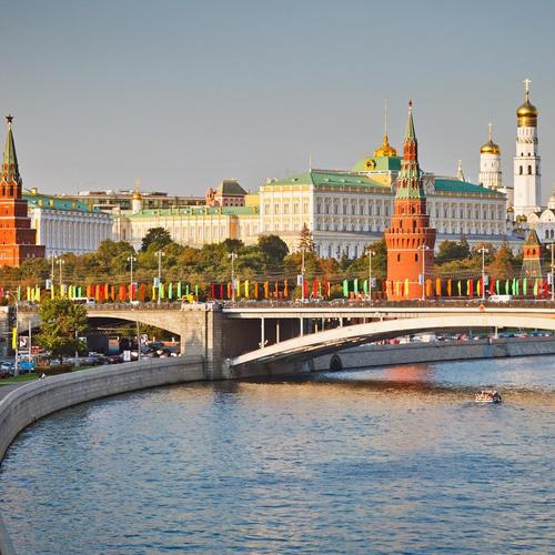 The Kremlin In Moscow wallpaper