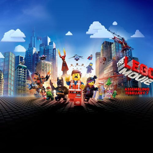 The Lego Movie 2014 wallpaper