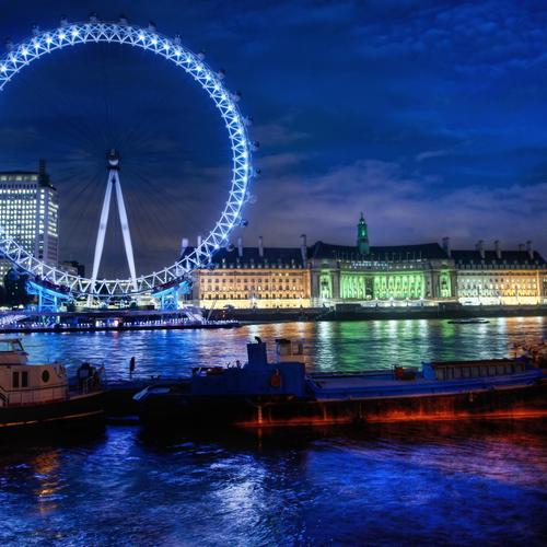 The London Eye wallpaper