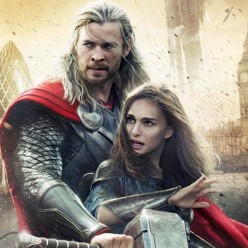 Thor 2 - The dark world 2013 movie