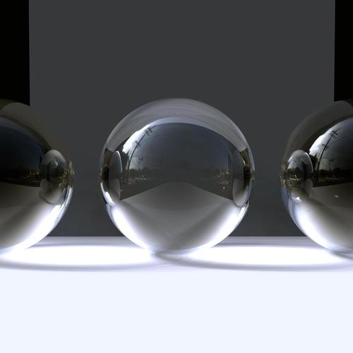Three balls wallpaper