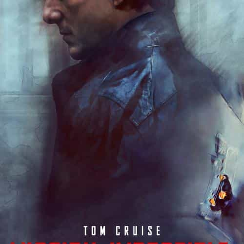 tom cruise mission impossible rogue film poster