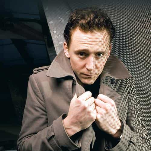 tom hiddleston cold film face