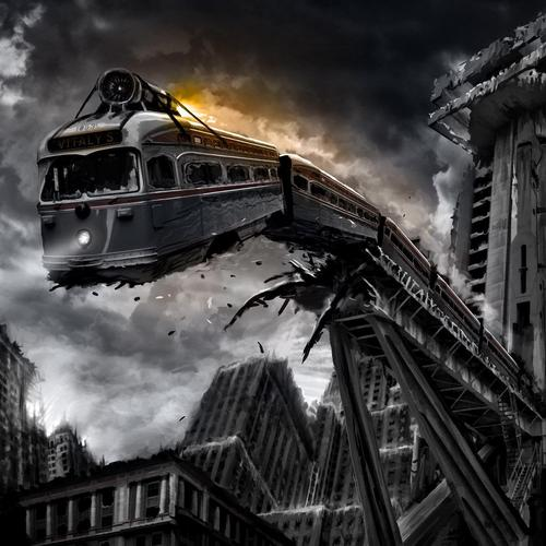 Trains Romantically Apocalyptic
