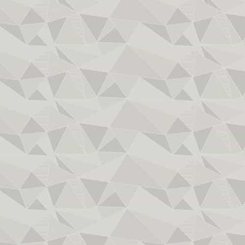 triangle in white pattern