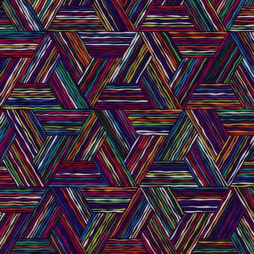 triangle line digital graphic art pattern
