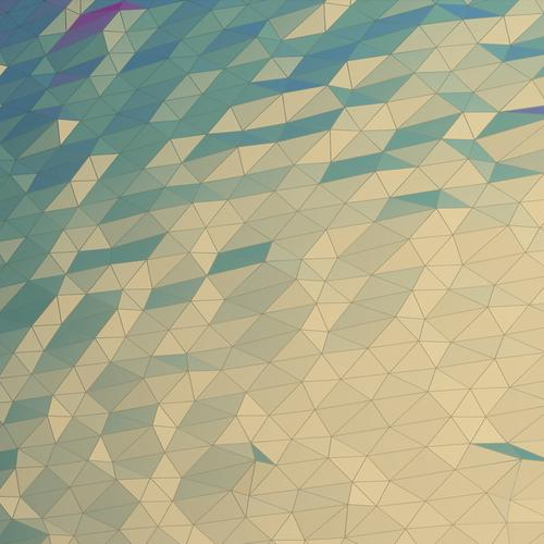 Triangles texture wallpaper