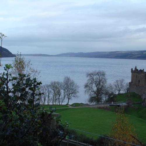 Urquhart Castle, Loch Ness ταπετσαρία