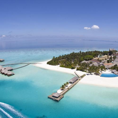 Velassaru Maldives paradise wallpaper