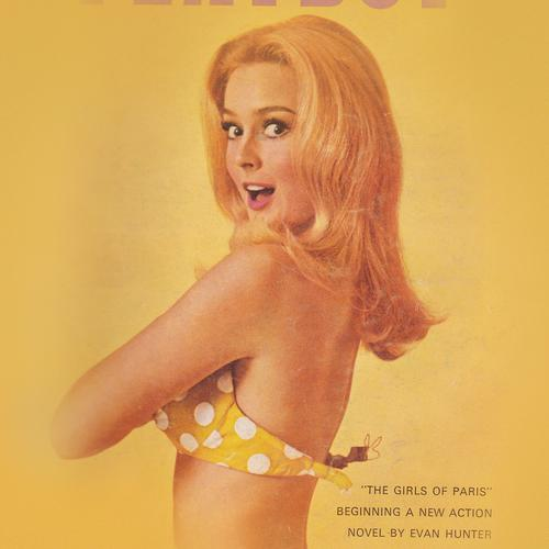 vintage playboy cover girl