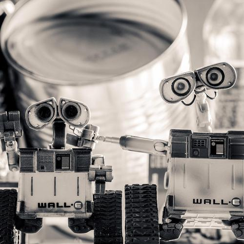Wall-E Robots wallpaper