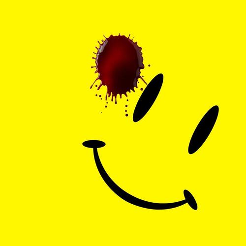 Watchmen smile wallpaper