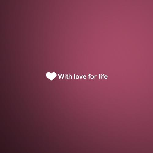 With love for life wallpaper