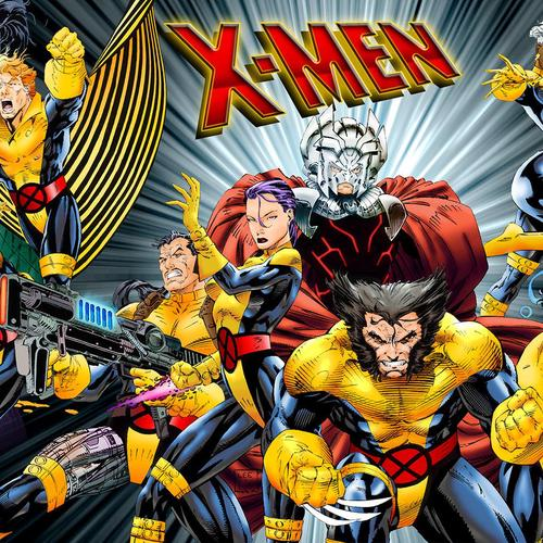 X-men superheroes