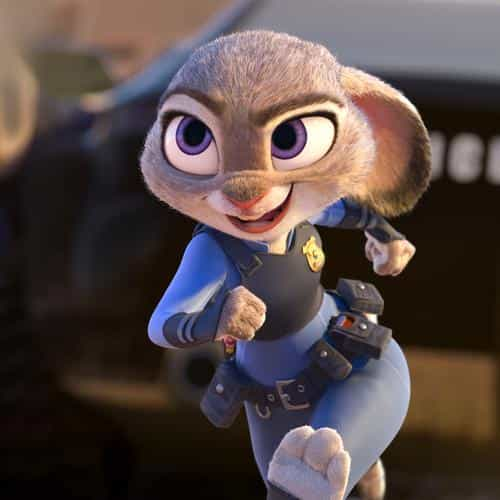 zootopia zudy hopps disney art cute animal